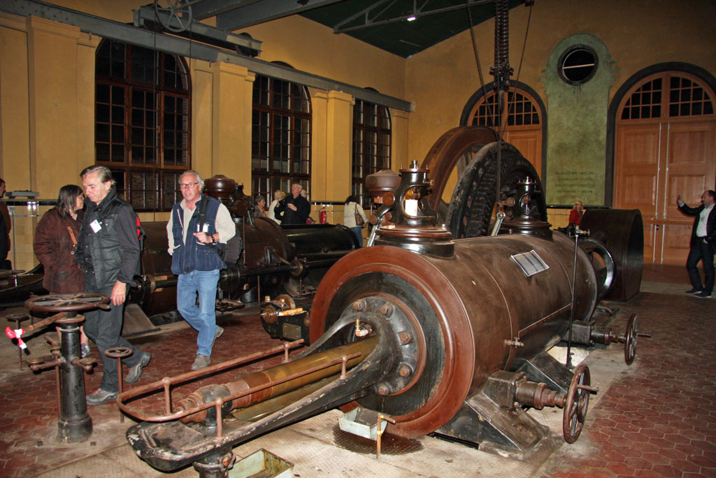 2011 - visiting a steam engine at Oisterwijk (NL)