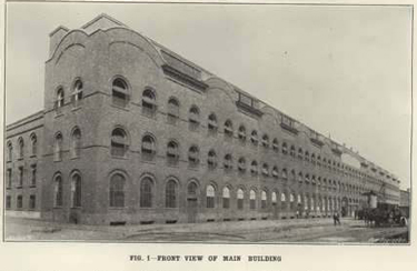 The Carels factory ca 1920