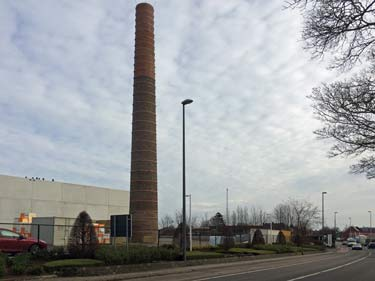 the Vandersanden chimney