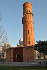 Watertower Poblenou Barcelona