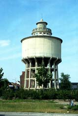 Hennebique water tower Hasselt