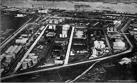 'Petroleum Zuid' in the 1930s